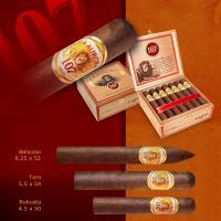 La Aurora 107 Cigar