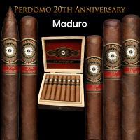 Perdomo 20th Anniversary Maduro Cigar