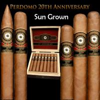 Perdomo 20th Anniversary Sun Grown Cigar