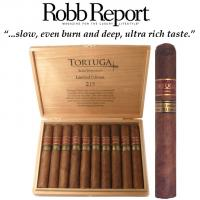Robb Report Recommends the Tortuga 215 Edicion Limitada Cigar