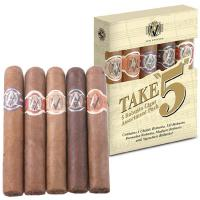 AVO Take 5 Cigar Assortment Sampler