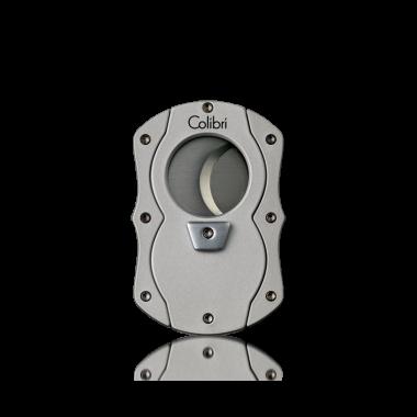 Colibri Cut Silver Cigar Cutter - KNF600002