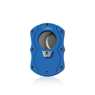 Colibri Cut Blue Cigar Cutter - KNF600007