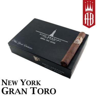 Alec Bradley New York Declaration Gran Toro
