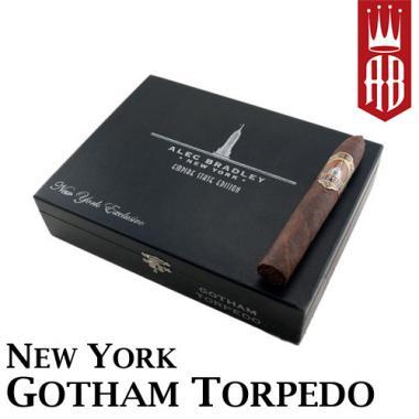Alec Bradley New York Gotham Torpedo