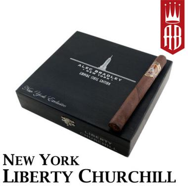 Alec Bradley New York Liberty Churchill