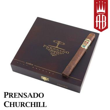 Alec Bradley Prensado Churchill Cigars