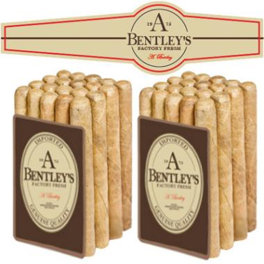 Ashford Bentley Cigars - (2 Bundles)