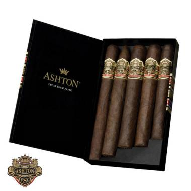 Ashton VSG 5-cigar Sampler