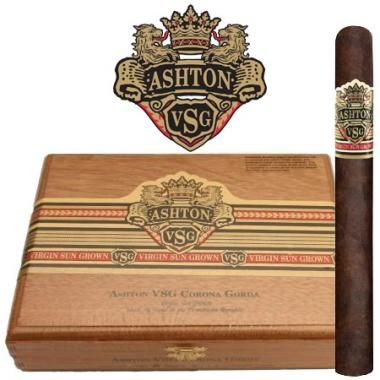 Ashton VSG Corona Gorda Cigars