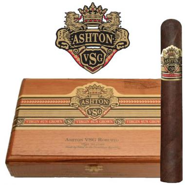 Ashton VSG Robusto Cigars