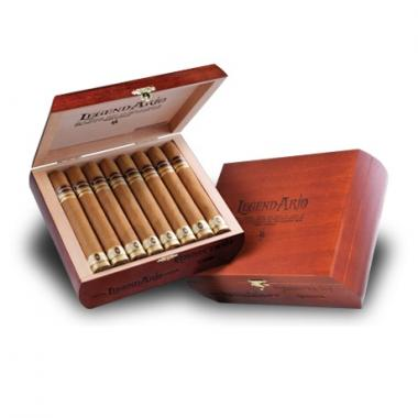 Camacho LegendArio Bertha Connecticut Cigars