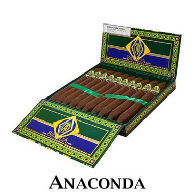 CAO Brazilia Anaconda Cigars