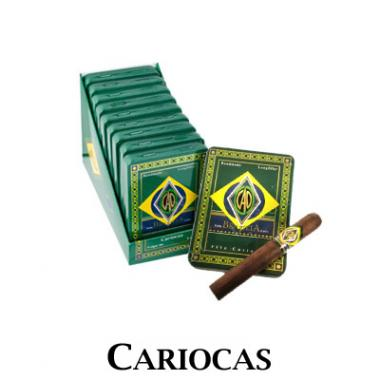 CAO Brazilia Cariocas 5/10 Cigars