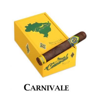 CAO Brazilia Carnivale Cigars
