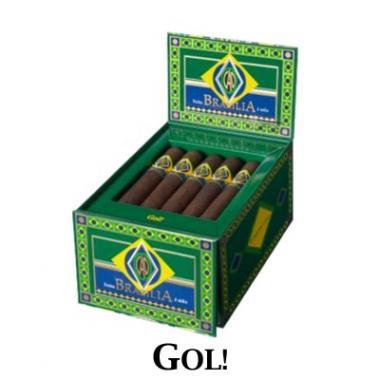 CAO Brazilia Gol! Cigars
