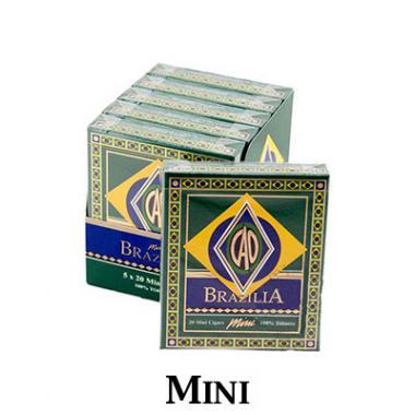CAO Brazilia Minis 5/20 Cigars