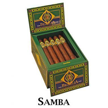 CAO Brazilia Samba Cigars