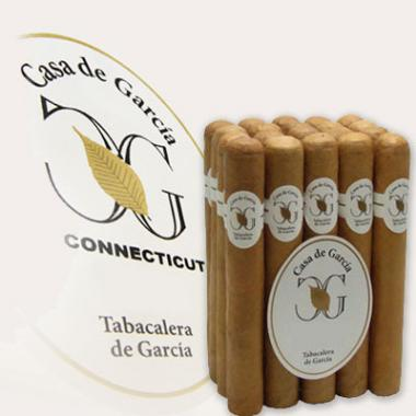 Casa de Garcia Connecticut Robusto Cigars Bundle of 20