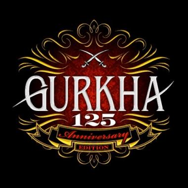 Gurkha 125th Anniversary XO