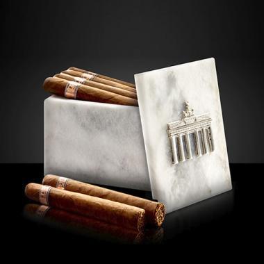 Hammer + Sickle Berlin Wall Churchill Cigars