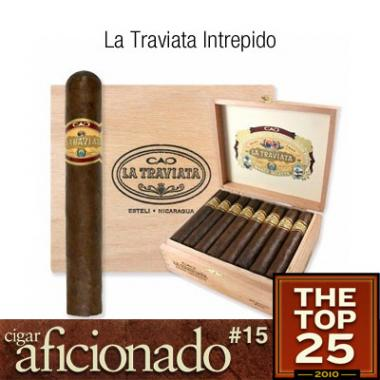 CAO La Traviata Intrepido Cigars