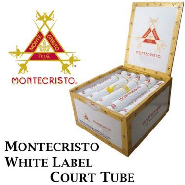 Montecristo White Label Court Tube Cigars