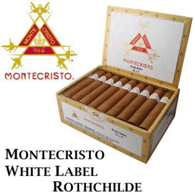 Montecristo White Label Especial Rothchilde Cigars