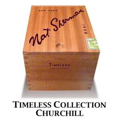 Nat Sherman Timeless Collection Churchill