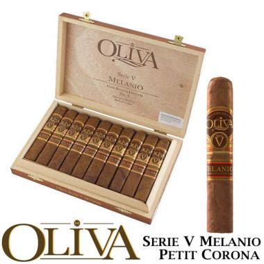 Oliva Serie V Melanio Petit Corona Cigars