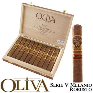 Oliva Serie V Melanio Robusto Cigars