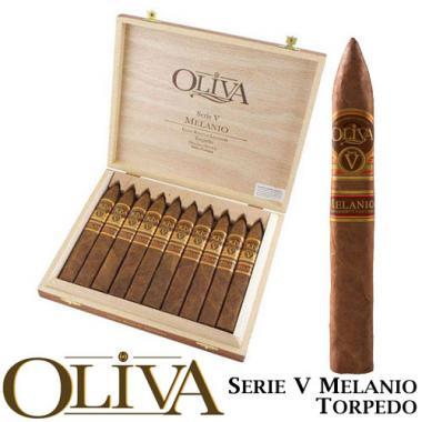 Oliva Serie V Melanio Torpedo Cigars