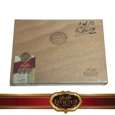 Padilla Invictus Toro Cigars (L.E. - Signed by Ernesto Padilla - #3 of 10)
