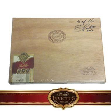 Padilla Invictus Toro Cigars (L.E. - Signed by Ernesto Padilla - #5 of 10)