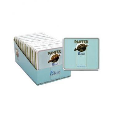 Panter Blue Cigars Tins: 200 Cigarillos