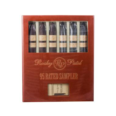 Rocky Patel Decade 95 Rated Gift Set with Lighter