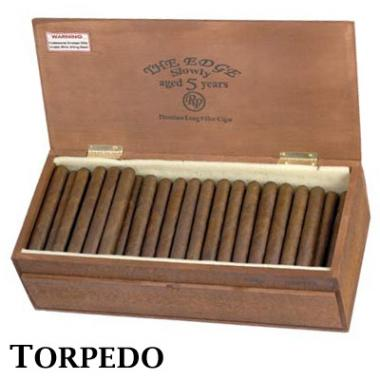 Rocky Patel Edge Torpedo Corojo Chest (100 ct)