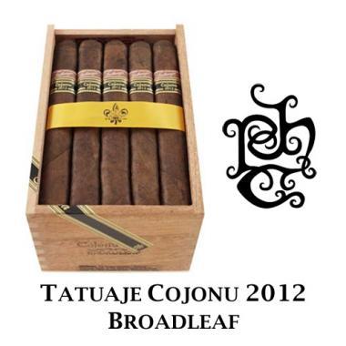 Tatauje 2012 Cojonu Broadleaf Cigars