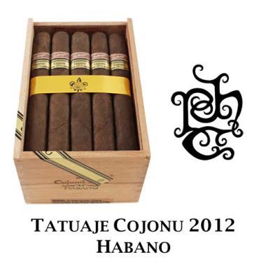 Tatauje 2012 Cojonu Habano Cigars