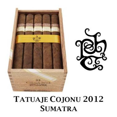 Tatauje 2012 Cojonu Maduro Cigars