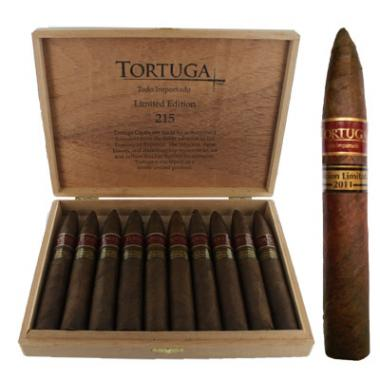 Tortuga 215 Torpedo Cigars